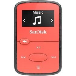 SanDisk SDMX26-008G-G46O 8 GB Flash MP3 Player - Orange