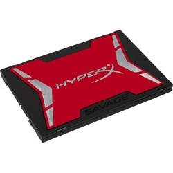 "Kingston HyperX Savage 120 GB 2.5"" Internal Solid State Drive"