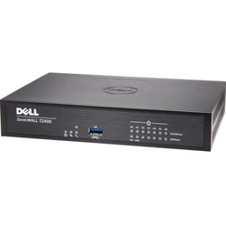 SONICWALL TZ400 TOTALSECURE 1YR