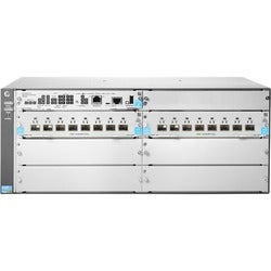 HP 5406R 16-port SFP+ (No PSU) v3 zl2 Switch