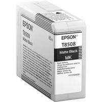 Epson UltraChrome HD T850 Original Ink Cartridge - Matte Black