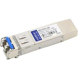 AddOn Calix 100-01971 Compatible TAA Compliant 10GBase-ZR SFP+ Transc