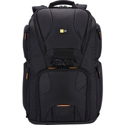 "Case Logic KSB-102 Carrying Case (Backpack) for 17"" Notebook, Camera,"