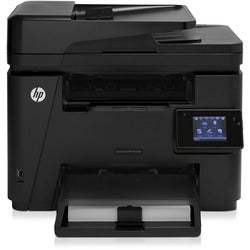 HP LaserJet Pro M225dw Laser Multifunction Printer - Refurbished - Mo