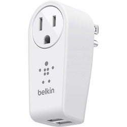 Belkin BOOST UP 2-Port Swivel Charger + Outlet