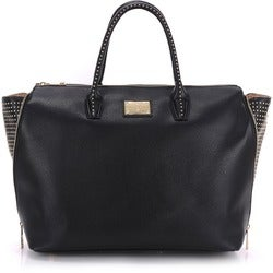 "The Milan Wing Tote is a classic design and will fit up to a 15.6"" la"