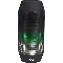 QFX SOUND BURST PRO BT-300 Speaker System - Portable - Battery Rechar
