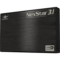 Vantec NexStar 3.1 NST-270A31-BK Drive Enclosure External - Black