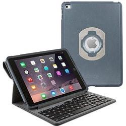 OtterBox Agility Keyboard/Cover Case (Portfolio) for iPad Air - Black
