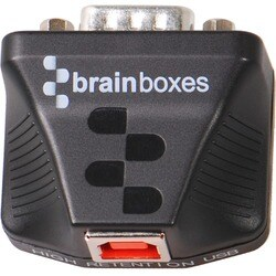 Brainboxes Ultra 1 Port RS422/485 USB to Serial Adapter