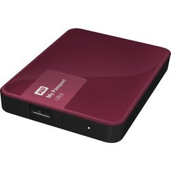WD My Passport Ultra 2TB USB 3.0 Secure portable drive with auto back
