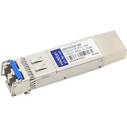 AddOn Calix 100-01510 Compatible TAA Compliant 10GBase-ER SFP+ Transc