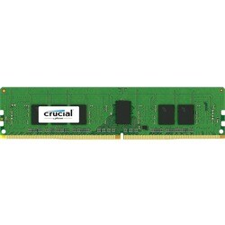 Crucial 4GB DDR4 PC4-17000 Unbuffered ECC 1.2V 512Meg x 72