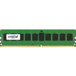 Crucial 8GB DDR4 PC4-17000 Unbuffered ECC 1.2V 1024Meg x 72