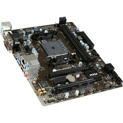 MSI A68HM GRENADE Desktop Motherboard - AMD A68 Chipset - Socket FM2+