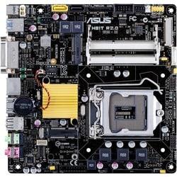 Asus H81T R2.0/CSM Desktop Motherboard - Intel Chipset - Socket H3 LG