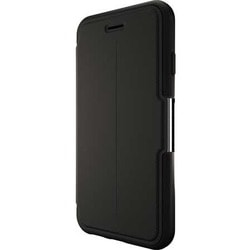 OtterBox Strada Carrying Case (Folio) for iPhone 6, Card - Black