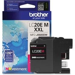 Brother LC-20EM Ink Cartridge - Magenta