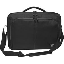 "V7 Vantage CCV2-9N Carrying Case for 17"" Notebook - Black, Gray"