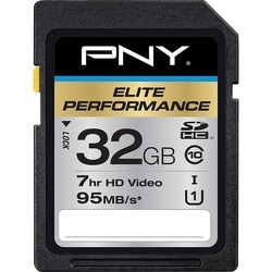 PNY Elite Performance 32 GB SDHC