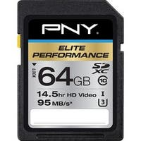 PNY Elite Performance 64 GB SDXC