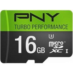 PNY Turbo Performance 16 GB microSDHC