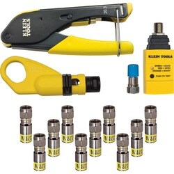 Klein Tools Coax Installation & Test Kit