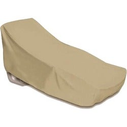 Two Dogs Designs Oversized Chaise Cover (Khaki)