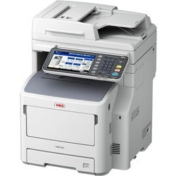 Oki MB700 MB760+ LED Multifunction Printer - Monochrome - Plain Paper