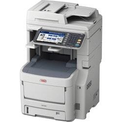 Oki MC780+ LED Multifunction Printer - Color - Plain Paper Print - De