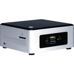 Intel NUC Desktop Computer - Intel Pentium N3700 1.60 GHz DDR3L SDRAM