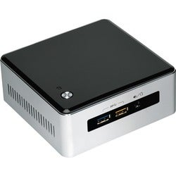 Intel NUC5CPYH Desktop Computer - Intel Celeron N3050 1.60 GHz DDR3L