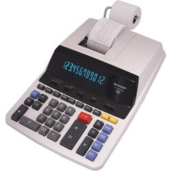 Sharp 12 Digit Commercial Printing Calculator