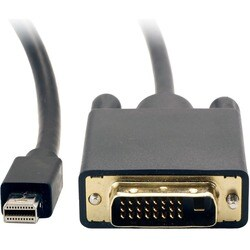 VisionTek mini DisplayPort to SL DVI 1.8M Active Cable (M/M)