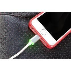 Visiontek Lightning to USB Smart LED 2 Meter MFI Cable|https://ak1.ostkcdn.com/images/products/etilize/images/250/1030305634.jpg?impolicy=medium