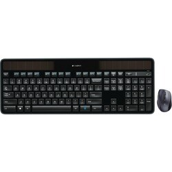 Logitech Wireless Solar Keyboard & Marathon Mouse Combo MK750