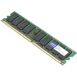 AddOn HP BZ722AA Compatible 1GB DDR2-800MHz Unbuffered Dual Rank 1.8V