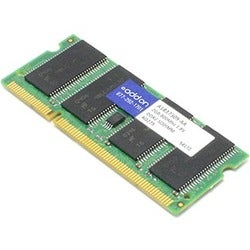 AddOn Dell A1837309 Compatible 2GB DDR2-800MHz Unbuffered Dual Rank 1