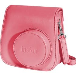 Fujifilm Groovy Carrying Case for Camera - Raspberry|https://ak1.ostkcdn.com/images/products/etilize/images/250/1030355133.jpg?impolicy=medium