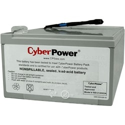 CyberPower RB12120X2A UPS Replacement Battery Cartridge for PR1000LCD