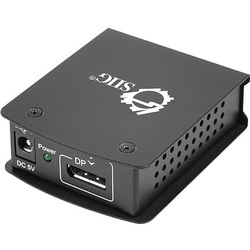 SIIG DisplayPort 1.2 (MST) to Dual HDMI Splitter