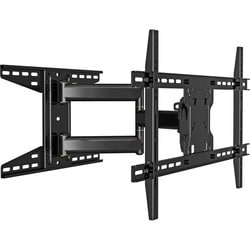 DoubleSight Displays Full Motion TV Wall Mount Bracket for Flat Panel