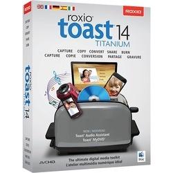 Roxio Toast v.14.0 Titanium - Box Pack - 1 User