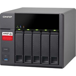 QNAP High Performance, 10GbE-ready, Affordable Quad-core Business NAS
