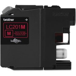 Brother Innobella LC201M Original Ink Cartridge - Thumbnail 0