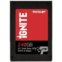 "Patriot Memory Ignite 240 GB 2.5"" Internal Solid State Drive"