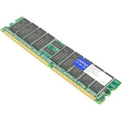 AddOn HP 377726-888 Compatible 1GB DDR2-667MHz Unbuffered Dual Rank 1