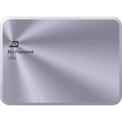 WD My Passport Ultra Metal Edition 3TB USB 3.0 portable hard drive Si