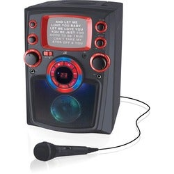 iLive Karaoke Party Machine with Bluetooth