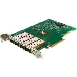 Solarflare Flareon Ultra SFN7124F Quad-Port 10GbE PCIe 3.0 Server I/O